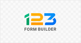 123formbuilder logo square transparent