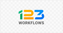 123workflows logo