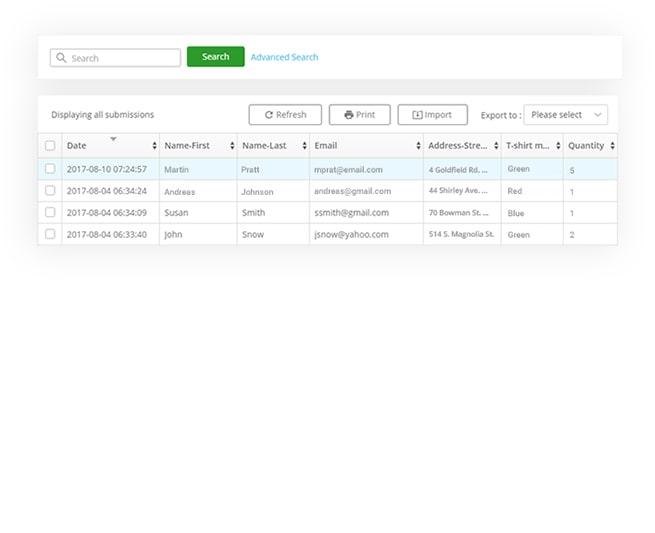 Crea formularios de pedido online que realmente vendan - 123FormBuilder