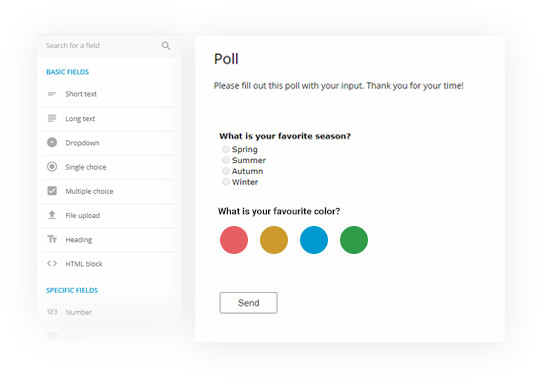 create free online poll no registration