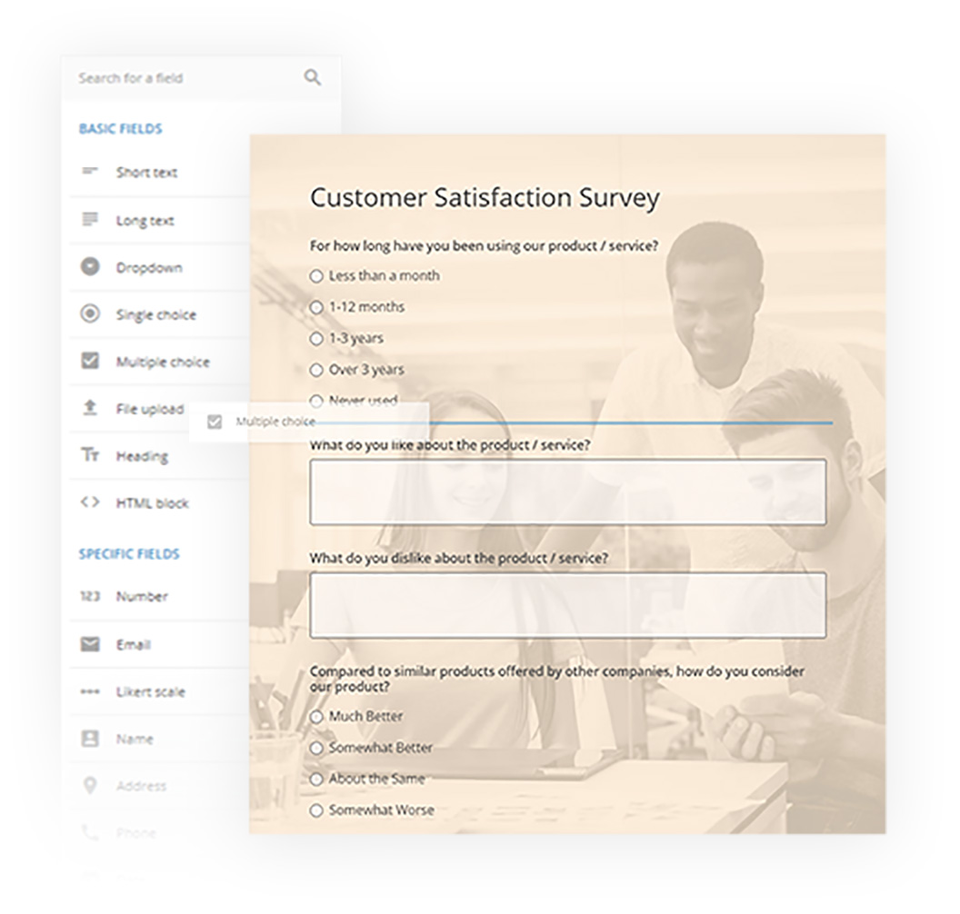 123 Customer Satisfaction Survey