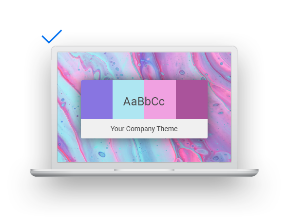 white label form builder with custom themes